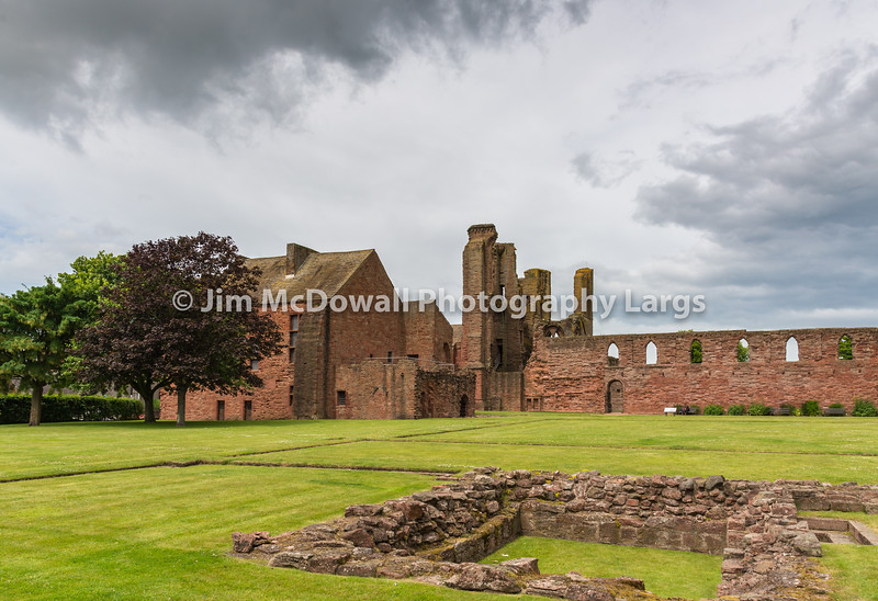 The Ruins of Arbroath Abbey & Gardens