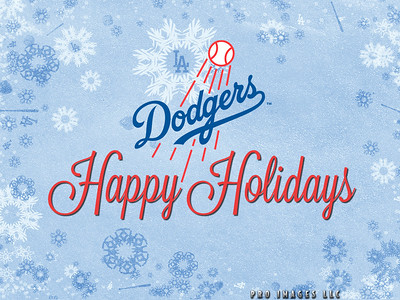 Dodgers Holiday Party