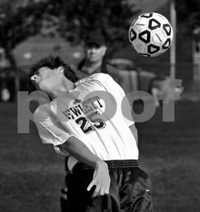 2009, September 9th, Lynbrook HS Boys Soccer vs Hewlett HS