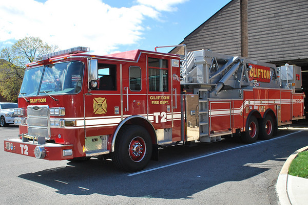 Clifton FD Truck 2