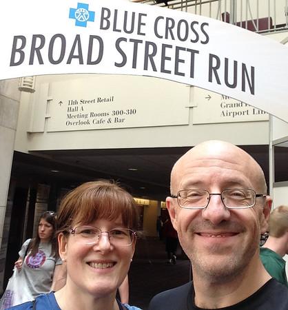 2014 Broad Street Run