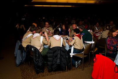 2013 Totanhan Nakaha Lodge Recognition Dinner