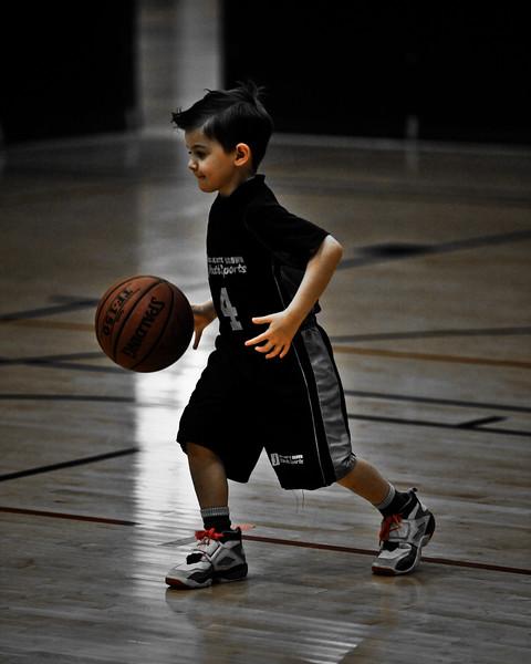 JCC Basketball Mall/Flom Jan. 2015