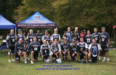 Breakers @Laxtober Fest 2012