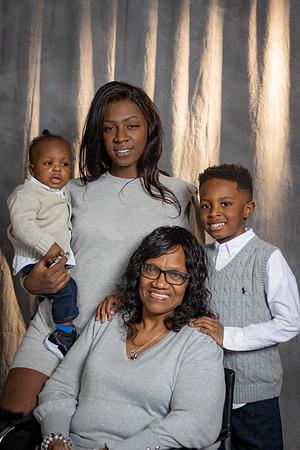 Tangela Family