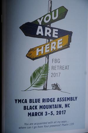 Church retreat 2017