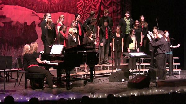 VIDEO WINTER CONCERT Concert Choir Thats Entert