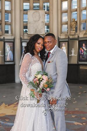 Emmanuel & Ngozi Manyonganise