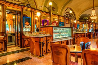Gerbeaud Cukraszda Budapest