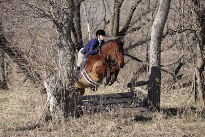North Hills Hunt / Hunt @ Church / 4-3-2009