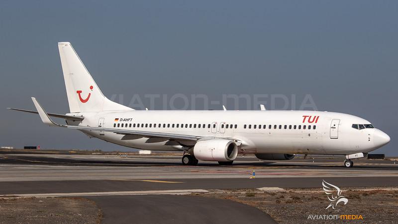 TuiFly / Boeing B737-8K5 / D-AHFT