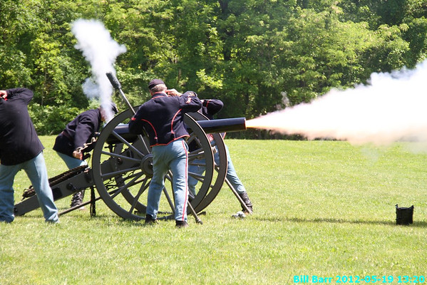 Civil War Encampment 5/19/12