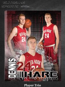 Red Hook Boys Basketball 2015-16