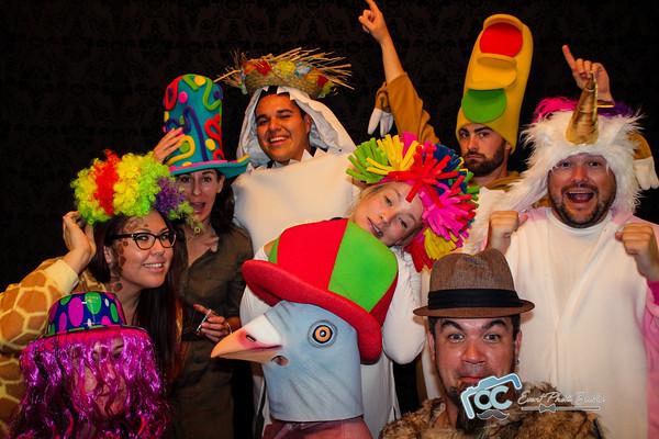 Tamgrams Company Party 10/27/16