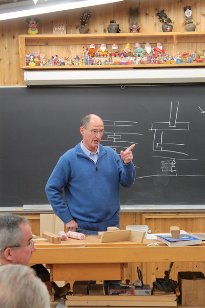 Joinery With Marc Adams [Apr '13]