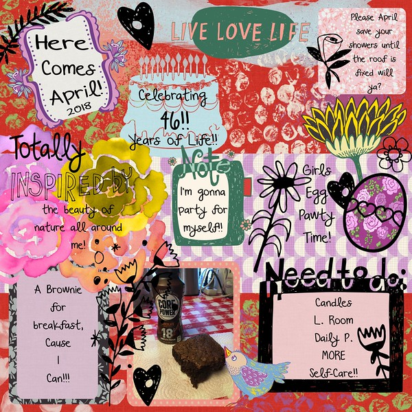 Created with The Diary Files April from Berna's Playground  https://www.digitalscrapbookingstudio.com/digital-art/bundled-deals/the-diary-files-2018-april-collection/ And the The Diary Files 2018 - Starters pack https://www.digitalscrapbookingstudio.com/digital-art/bundled-deals/the-diary-files-2018-starters-pack/