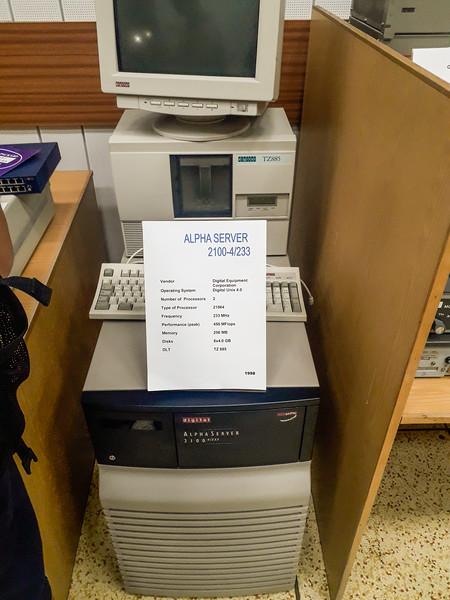 Modern russian supercomputer