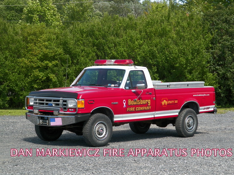 BOALSBURG FIRE CO. HARRIS TWP.