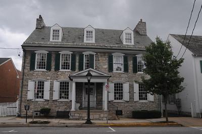 Edward Shippen's Stone House *