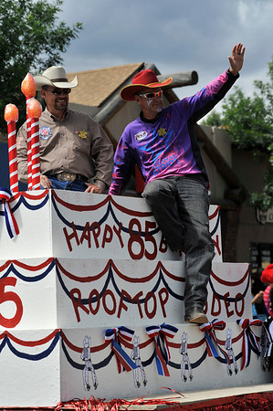 2011 Rooftop Rodeo Parade