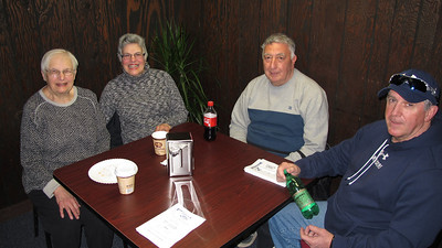 Opening of Stadium Hill Cafe, W. Spruce St, Tamaqua (3-21-2014)