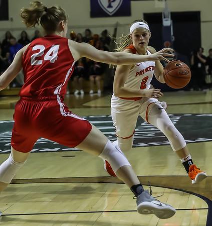 Womens Semi-Finals Princeton vs Cornell Highlights