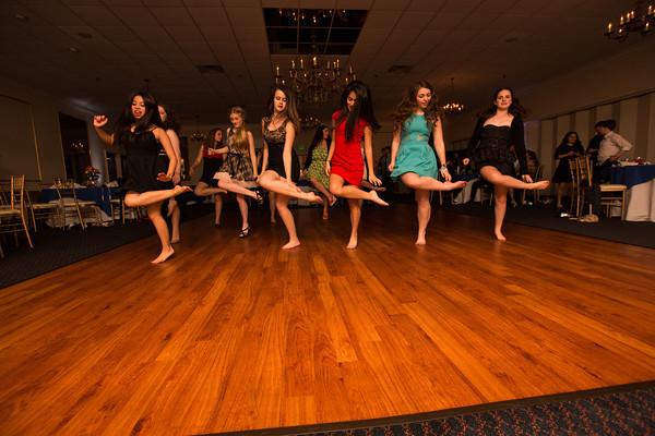 6. Dancing!