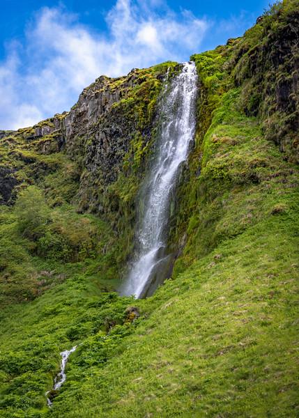 Close #65 Waterfall    Photography by Wayne Heim