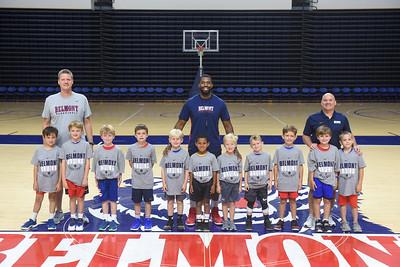 Boys Basketball Camp 2nd session