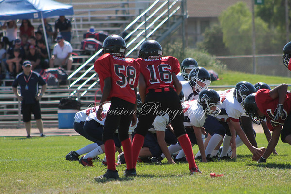 vs Vacaville Falcons