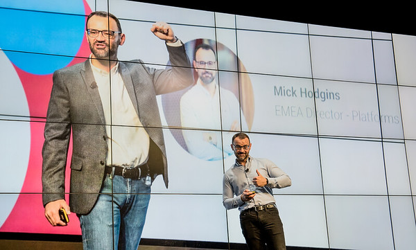 Google Marketing Platform slideshow
