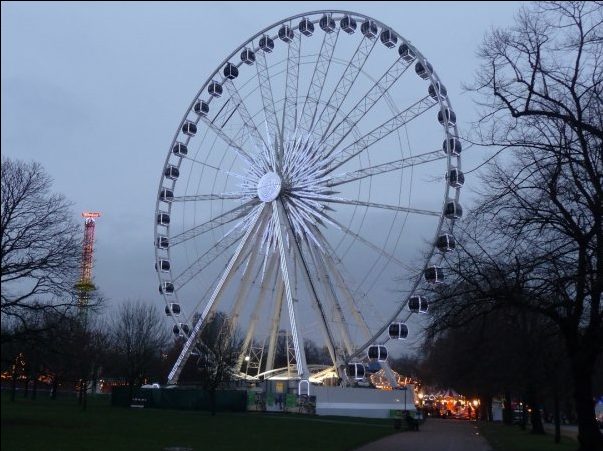 winter wonderland london