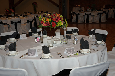 Cassandra & Matthew Wedding - Details