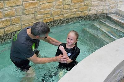 November 2018 New Members and Baptisms