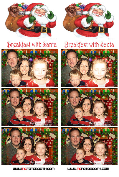 BASF Breakfast with Santa
