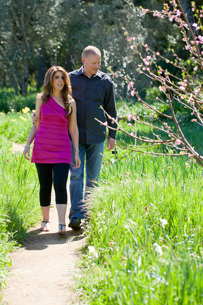 Nancy and Steve's Engagement Shoot