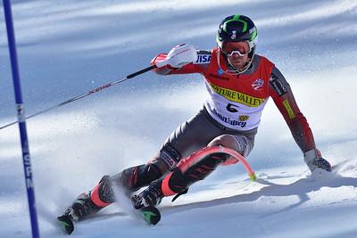 U.S. Alpine Championships 2016 Slalom