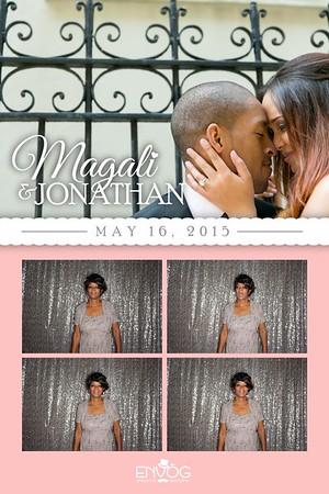 Magali & Jonathan (prints)