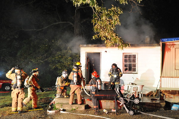 6/29/2010 House Fire on St. John's Rd.