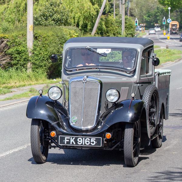 FK9165 1938 Morris 5cwt