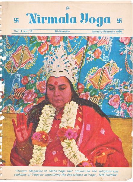 Nirmala Yoga 1984