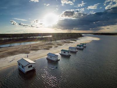 Brazil - Jufari River - Amazon