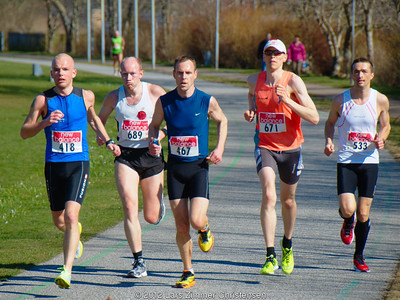 New Balance Halvmarathon 2012