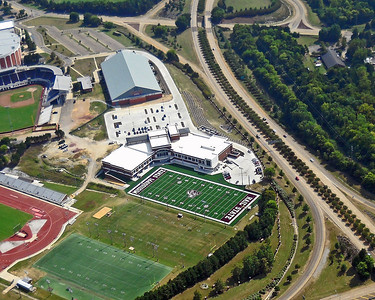 Athletic Facilities - 2013 September