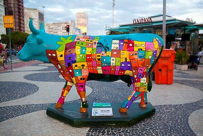 CowParade Rio 2011