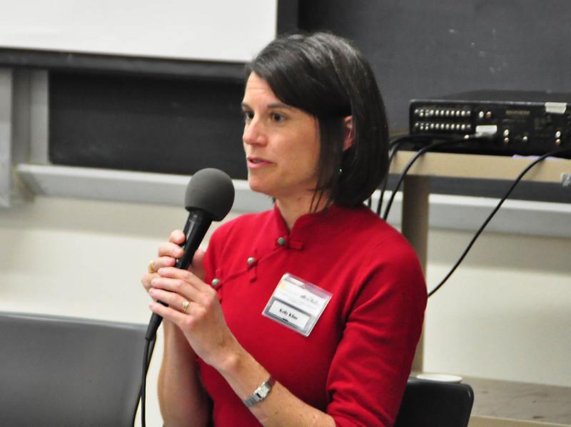 Kelly Kline, Mountain View Econ Dev
