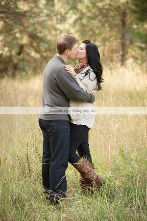 Jordan & Lisa Engagement Photos