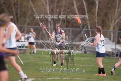 Varsity Girls Lacrosse 12May14 vs Heuvelton