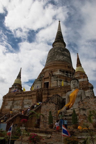 The Great Chedi Chaya Mongkhol 1 - Ayutthaya, Thailand.jpg