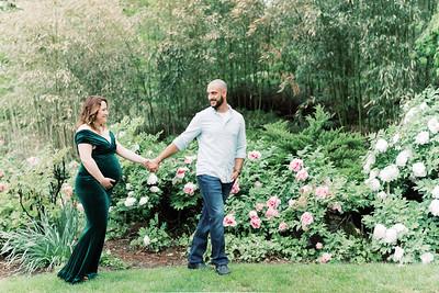 Lauren and Tyler Maternity